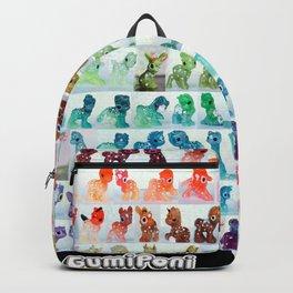 GumiPoni RainbowPoster Backpack