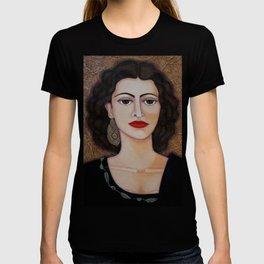 Amalia Rodrigues – Music born in the soul T-shirt