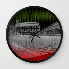 Castle Grosslaupheim Wall Clock