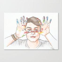 Lipe Canvas Print