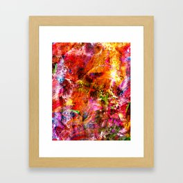 Effervescent Framed Art Print