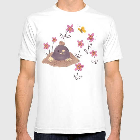 Hello Mole! T-shirt