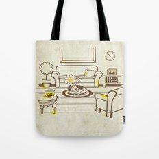 Greed - Mine, mine, all mine Tote Bag