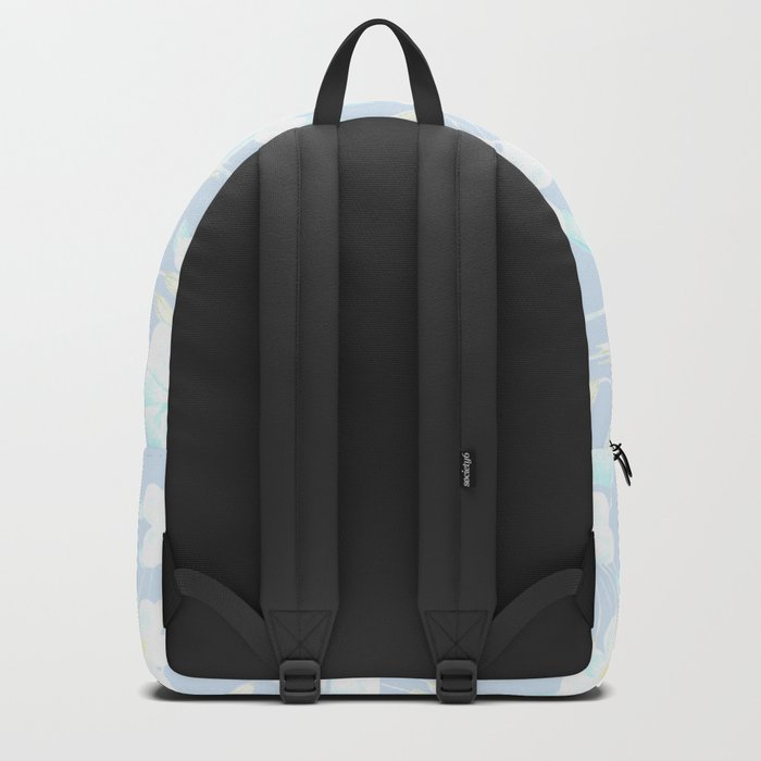 Spring Day Flowers Backpack