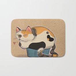 Cat Muffin Bath Mat