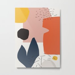 Shapes #474 Metal Print