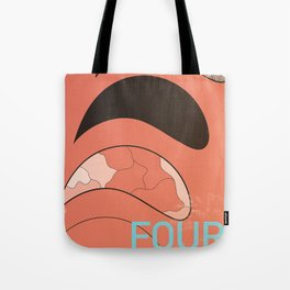 Four Layers Tote Bag