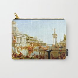 Cole Thomas The Consummation The Course of the Empire Carry-All Pouch