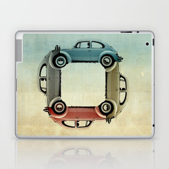 4 bug Laptop & iPad Skin