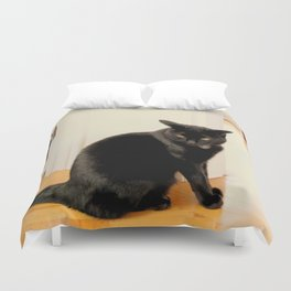 Any Witch Way Duvet Cover