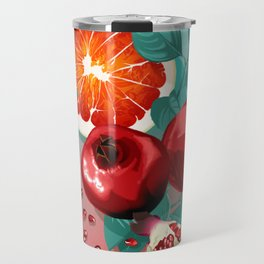 SUMMER FRUITS Travel Mug