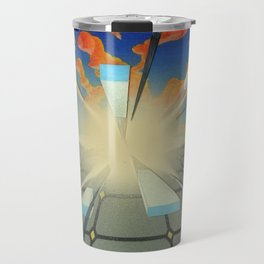 Projected Perspective Travel Mug