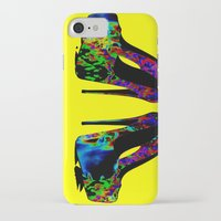 trip iPhone & iPod Cases featuring trip by yayanastasia