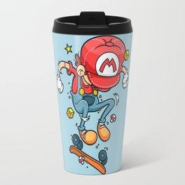 Skate Mario Travel Mug