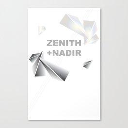 Z+N 4 Canvas Print