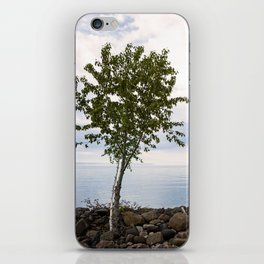 Silent Song iPhone Skin