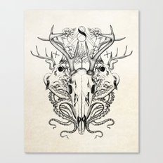 Self-Titled Canvas Print