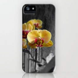 High Society iPhone Case