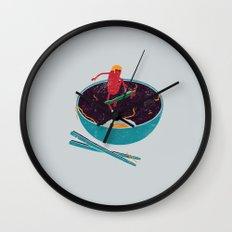 X-Food Wall Clock