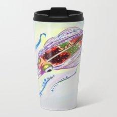 Caribbean Reef Squid Metal Travel Mug