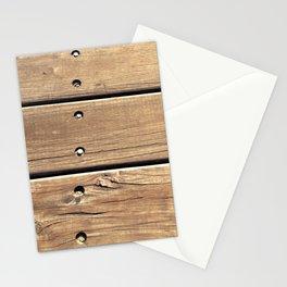 Planks. Stationery Cards
