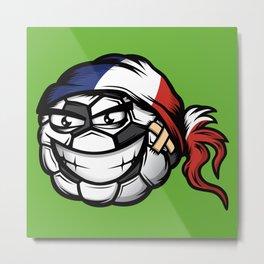 Football - France Metal Print