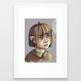 Suicidal Framed Art Print