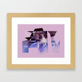 Macello 4 Framed Art Print