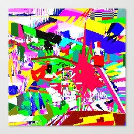 RGB XYZ Canvas Print