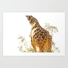 That's a Hot Ass Art Print