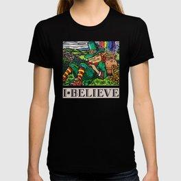 I.Believe|Leprechauns T-shirt