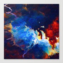 Okean Canvas Print