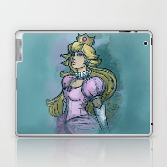 Princess Peach Laptop & iPad Skin