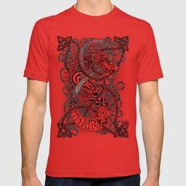 Fenrir - The Famed Wolf T-shirt