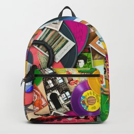 Viva le Vinyl Backpack