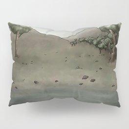 A Damaged Doll Pillow Sham
