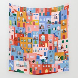 we're all in this together Wall Tapestry
