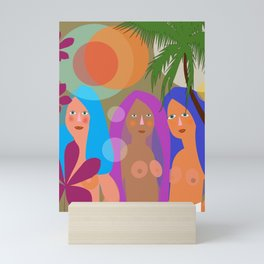Marquises Mini Art Print