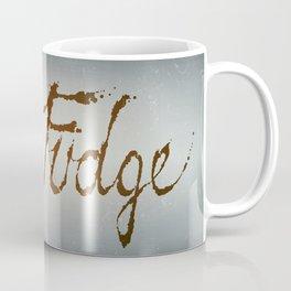 Butt Fudge Coffee Mug