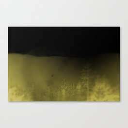 Forest-Mustard Canvas Print