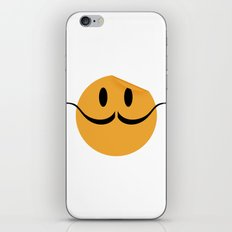 Moustache 04 iPhone & iPod Skin
