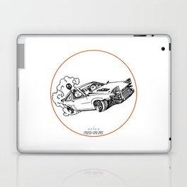 Crazy Car Art 0115 Laptop & iPad Skin