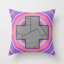 Remedy Throw Pillow
