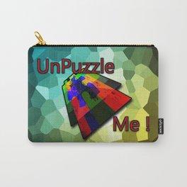 UnPuzzle Me ! Carry-All Pouch