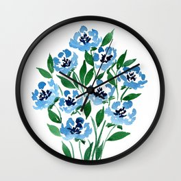 That's Why They Call It The Blues Wall Clock