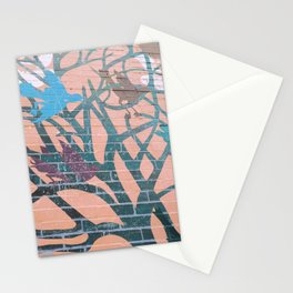 Wall Art Recolor Pastel Stationery Cards