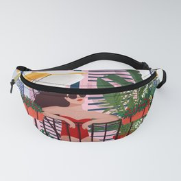 Catching the sun Fanny Pack