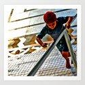 boy running by erinmichellechalfant