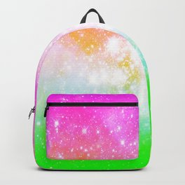 Fun and Bright Space Backpack
