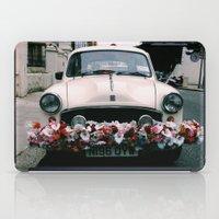 cuba iPad Cases featuring cuba by Love Improchori